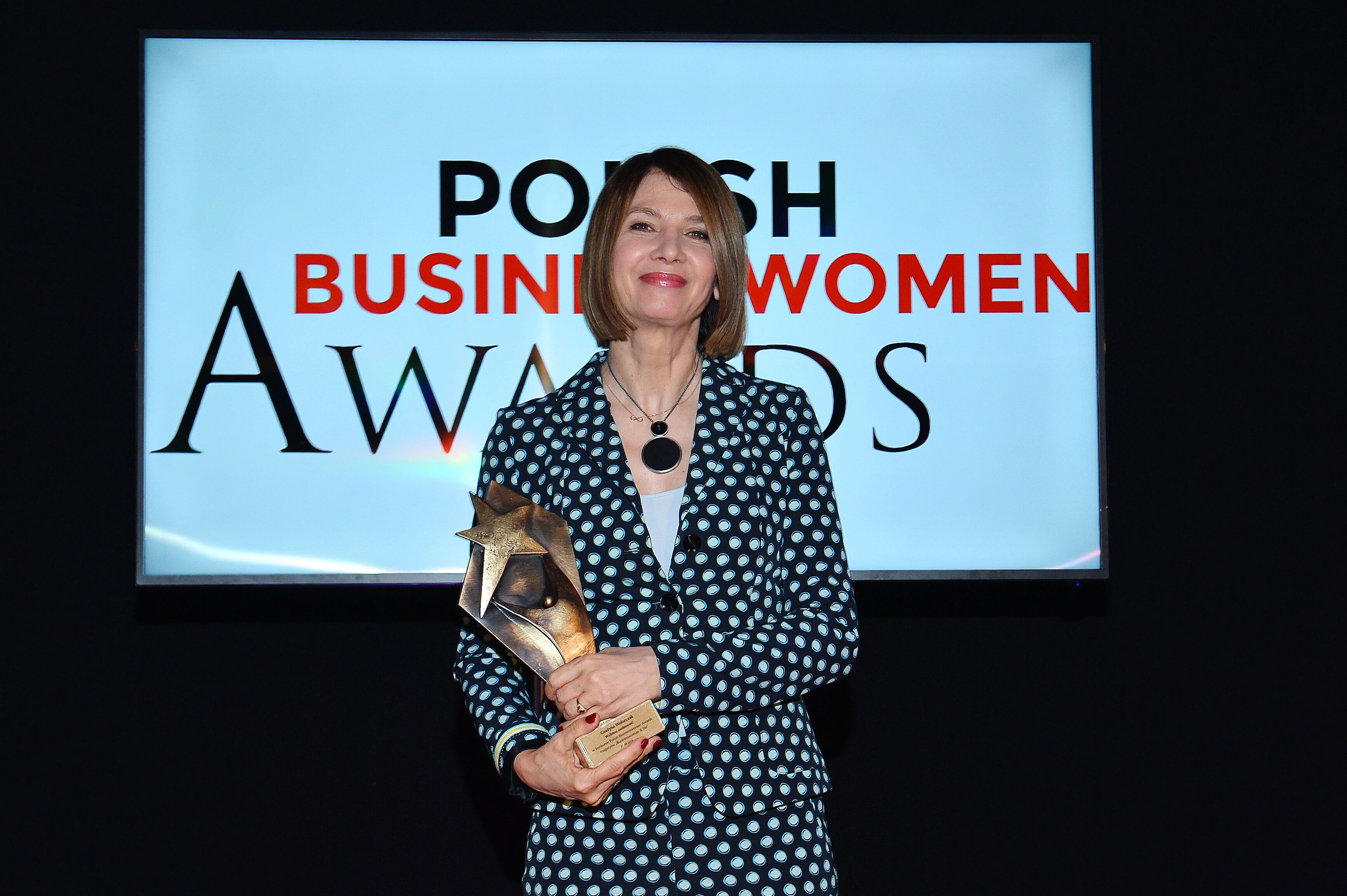 BlogStar: Jantar Wody Mineralne – nagrodzona w konkursie Polish  Businesswomen Awards - BlogStar.pl