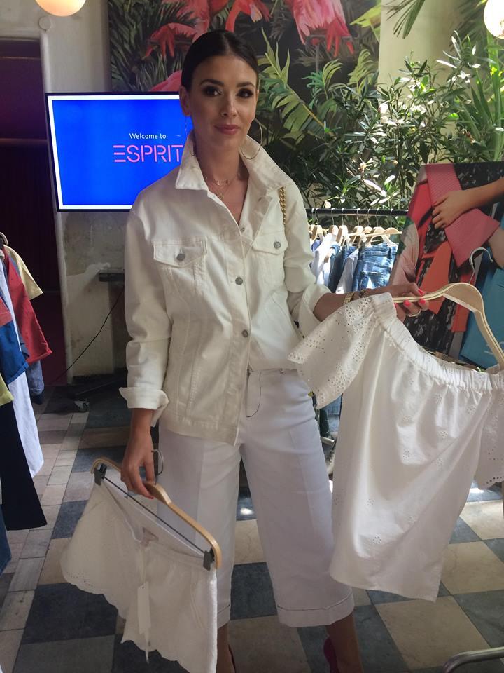 BlogStar: Klaudia Halejcio ocenia nową kolekcję ESPRIT - BlogStar.pl