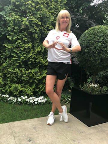 BlogStar: Mariola Bojarska-Ferenc: Prywatna Strefa Kibica w moim domu! - BlogStar.pl