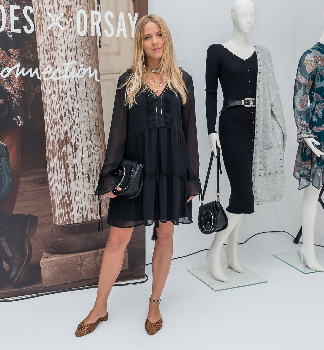 BlogStar: My Fashion Connection -    JESSICA MERCEDES x ORSAY  - BlogStar.pl