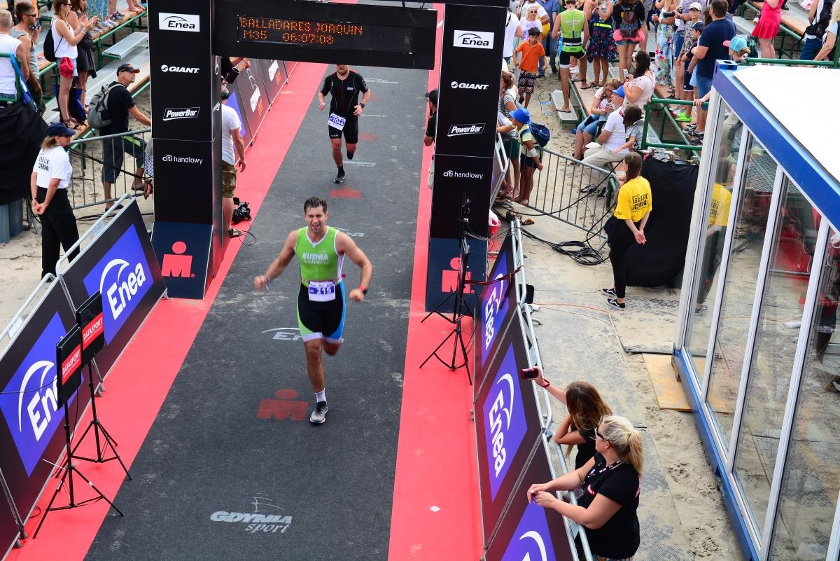 BlogStar: Krzysztof Wieszczek - kolejny Ironman za nim - BlogStar.pl