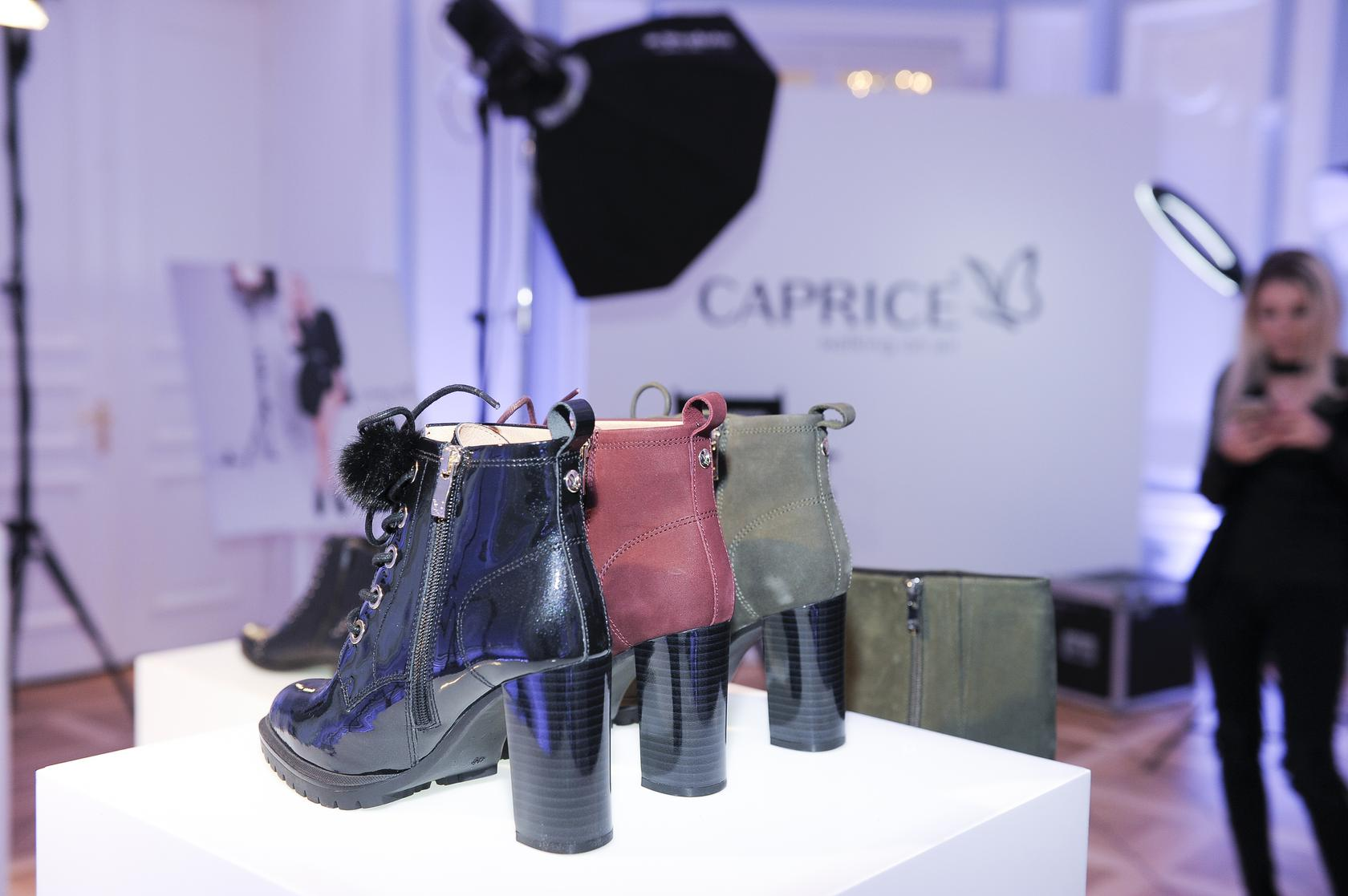 "BlogStar: Caprice z ""walking on air"" - BlogStar.pl"