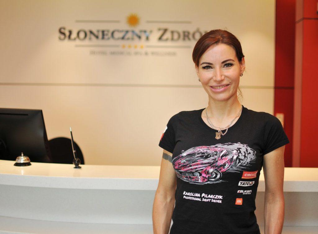 Karolina Pilarczyk: Akcja regeneracja! - BlogStar.pl