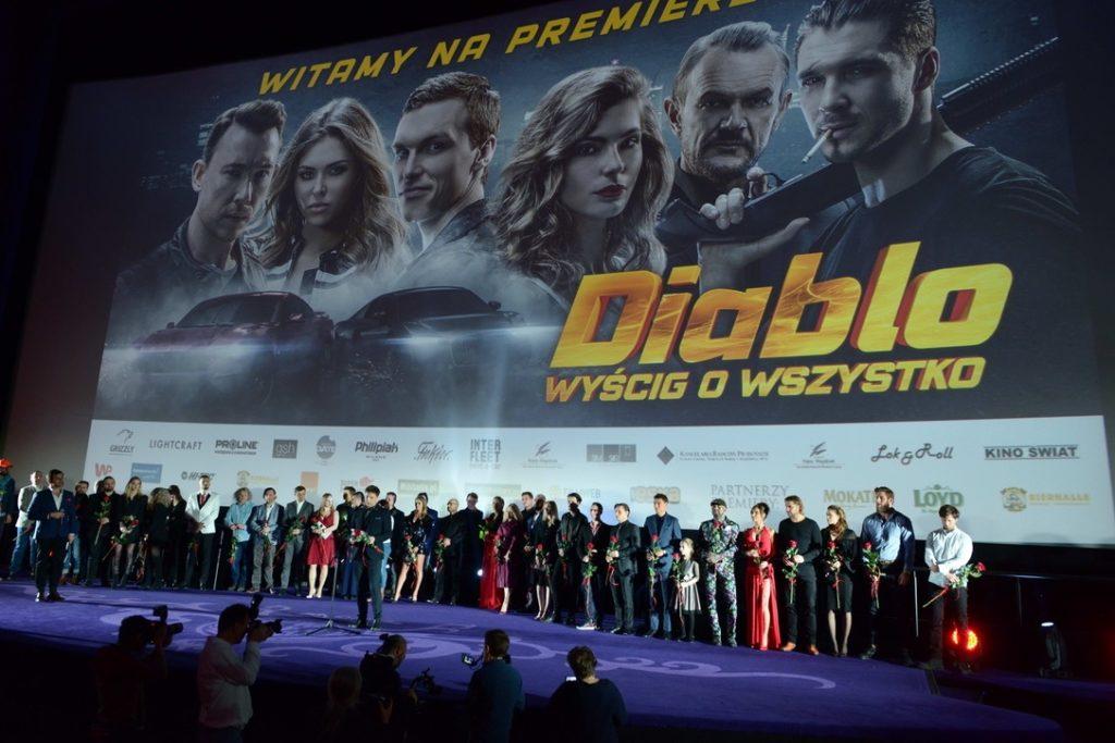 """BlogStar: Premiera """"Diablo. Wyścig o wszystko"""" - BlogStar.pl"""