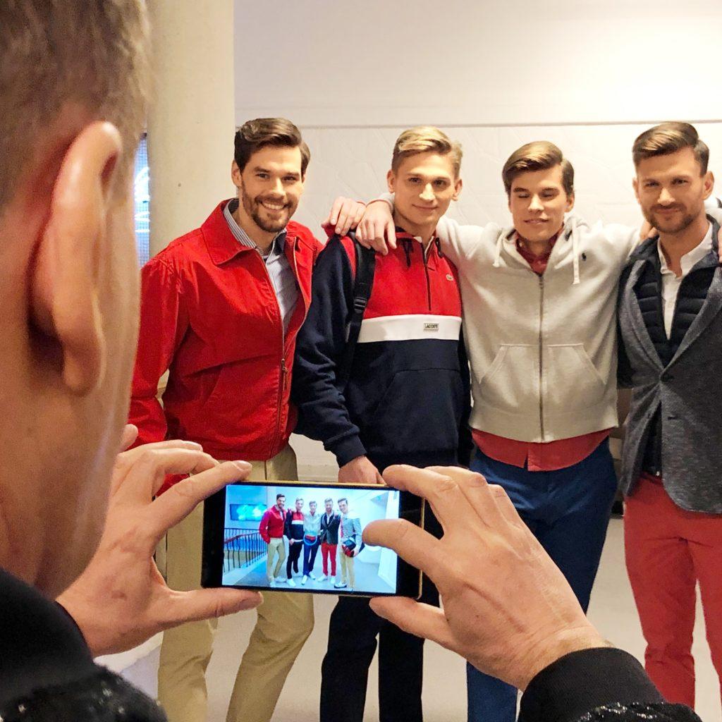 BlogStar: Rozpocznie karierę modela? - BlogStar.pl