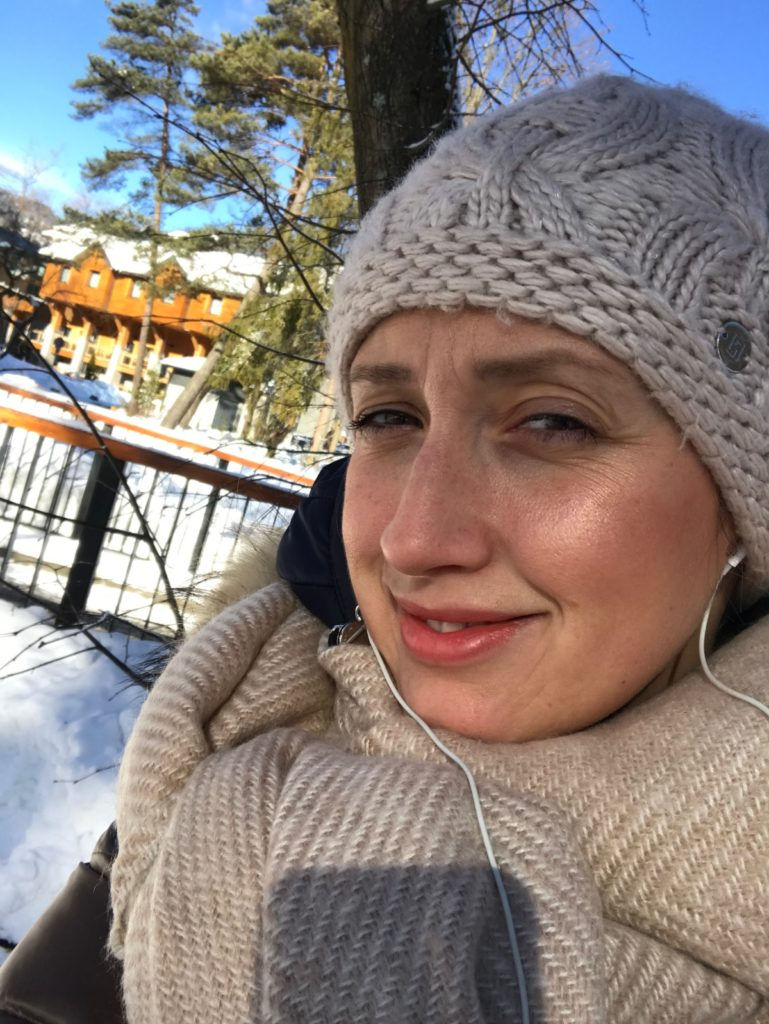 BlogStar: Anna Gzyra: Winter wonderland! - BlogStar.pl