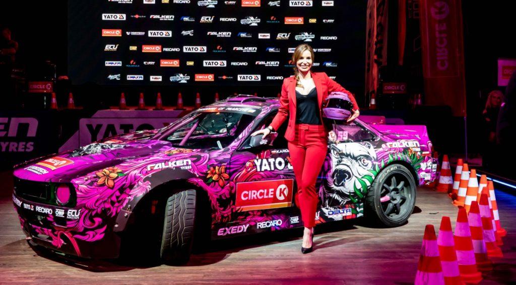 BlogStar: To był jej wieczór! - BlogStar.pl