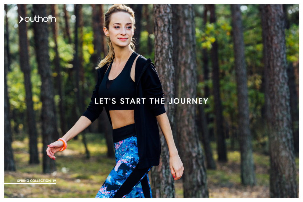 BlogStar: Outhorn - LET'S START THE JOURNEY - BlogStar.pl