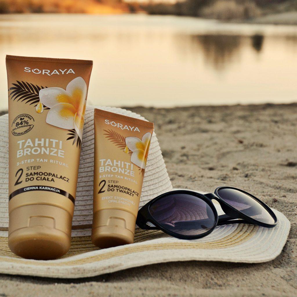 BlogStar: Piękna skóra na lato z Soraya - BlogStar.pl