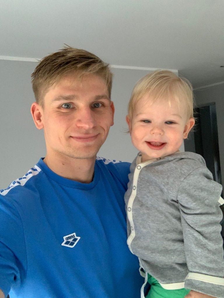 BlogStar: Radosław Kawęcki - najbardziej tęsknię za synem :) - BlogStar.pl