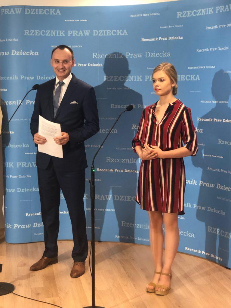 BlogStar: Spotkanie u Rzecznika Praw Dziecka - BlogStar.pl