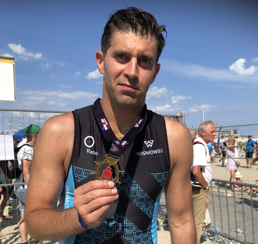 Krzysztof Wieszczek: Enea IRONMAN 70.3 Gdynia - BlogStar.pl