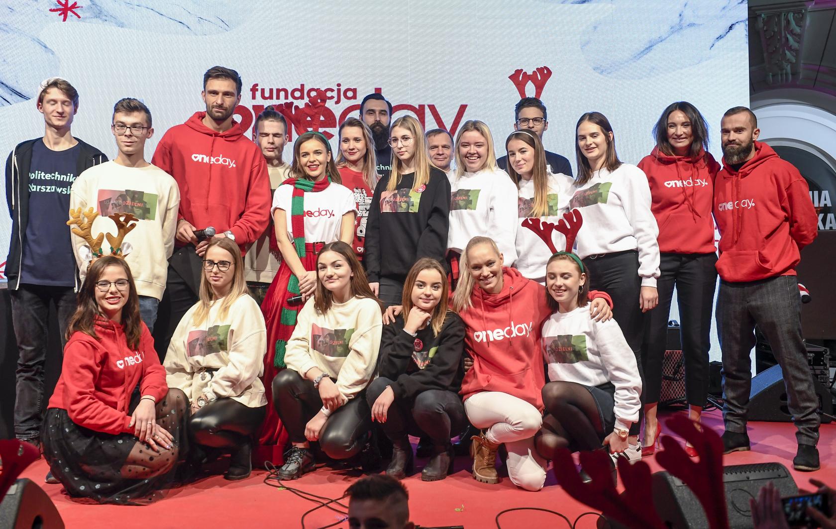 BlogStar: Gwiazdka Fundacji One Day - BlogStar.pl