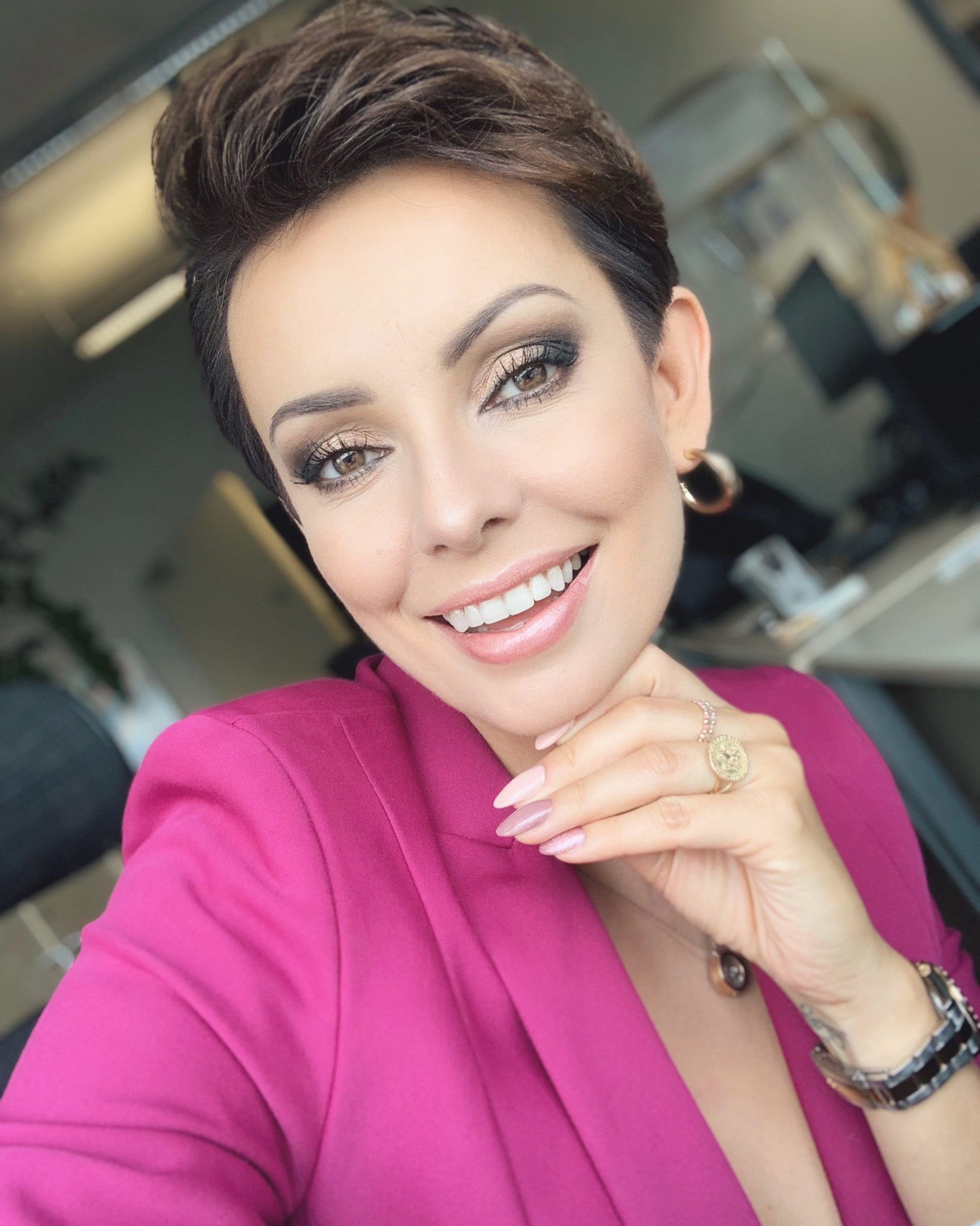 BlogStar: Dorota Gardias w nowej roli - BlogStar.pl