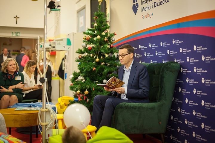 BlogStar: Świąteczne czytanki w Instytucie Matki i Dziecka - BlogStar.pl