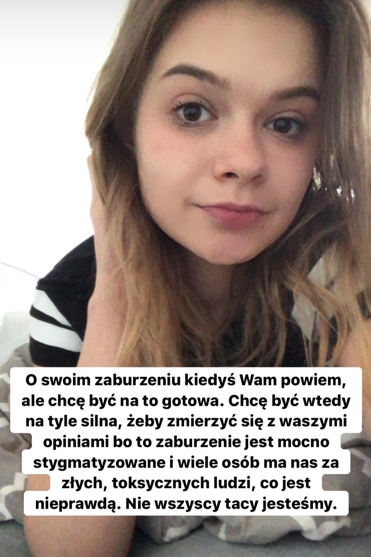 BlogStar: Julia Wróblewska odważnie o swoim leczeniu - BlogStar.pl
