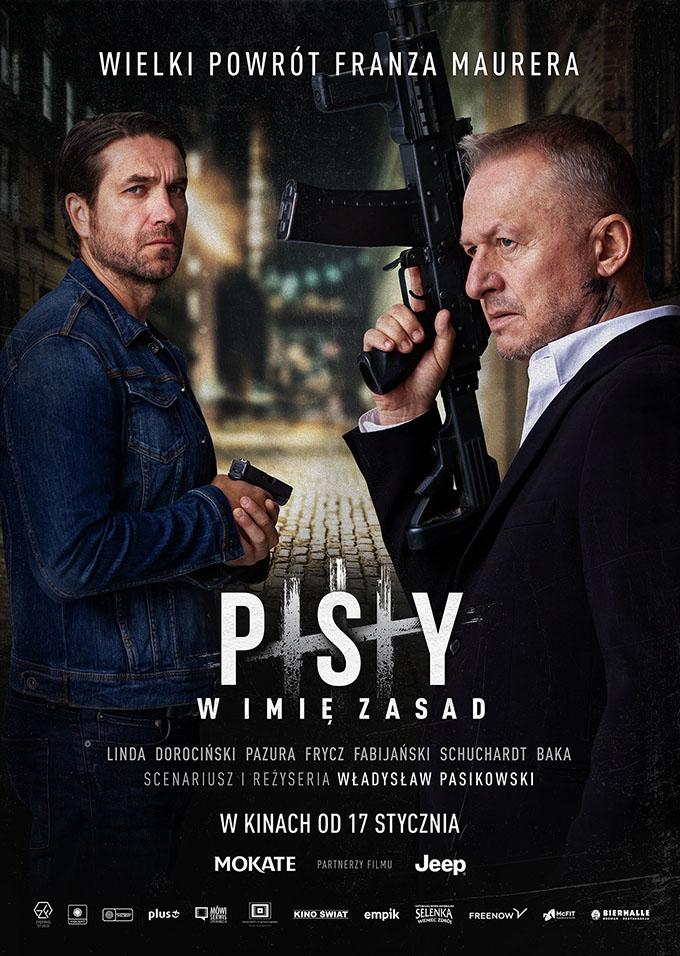 BlogStar: Psy 3. W imię zasad - już w kinach - BlogStar.pl
