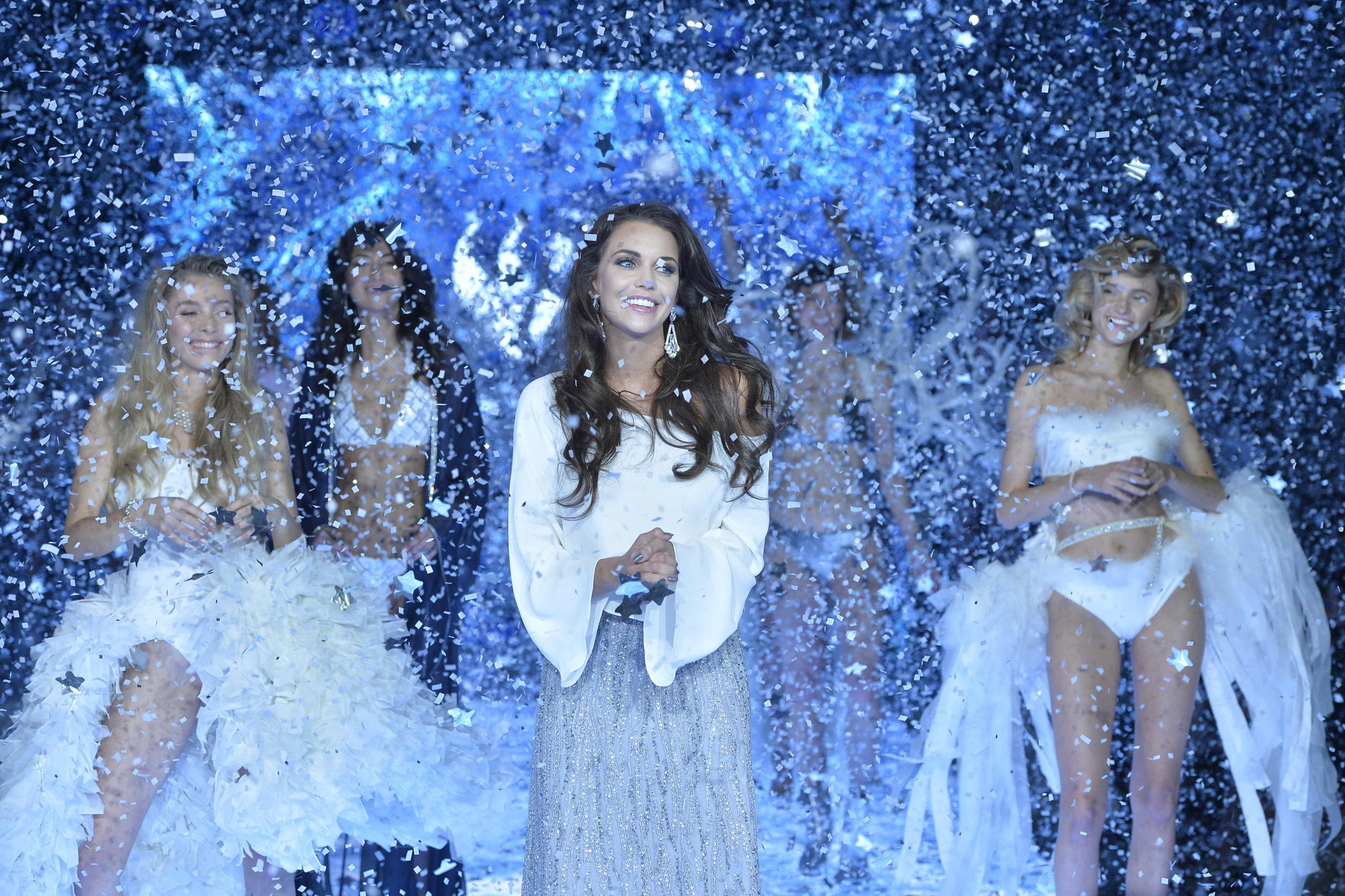 BlogStar: Zimowy pokaz strojów kąpielowych - BlogStar.pl