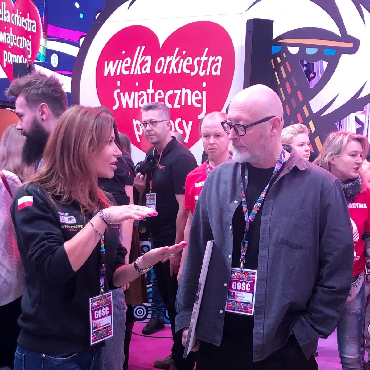 BlogStar: Trzy razy na tak dla Orkiestry - BlogStar.pl