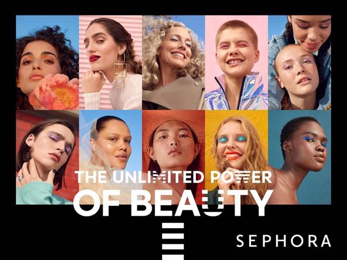 BlogStar: The Unlimited Power of Beauty – ruszyła nowa kampania SEPHORA - BlogStar.pl