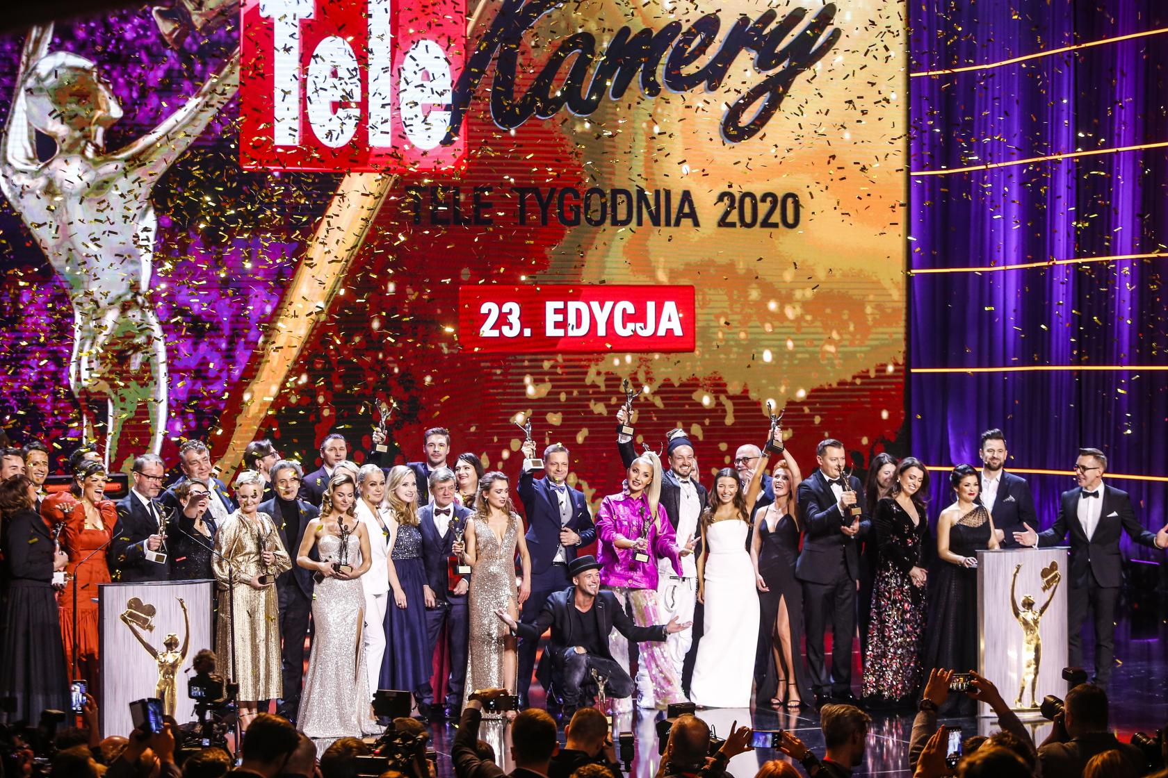 BlogStar: Telekamery Tele Tygodnia 2020 - BlogStar.pl