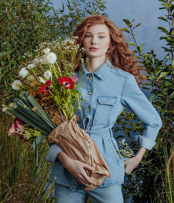 BlogStar: Jeansowa wiosna w PROMOD - BlogStar.pl