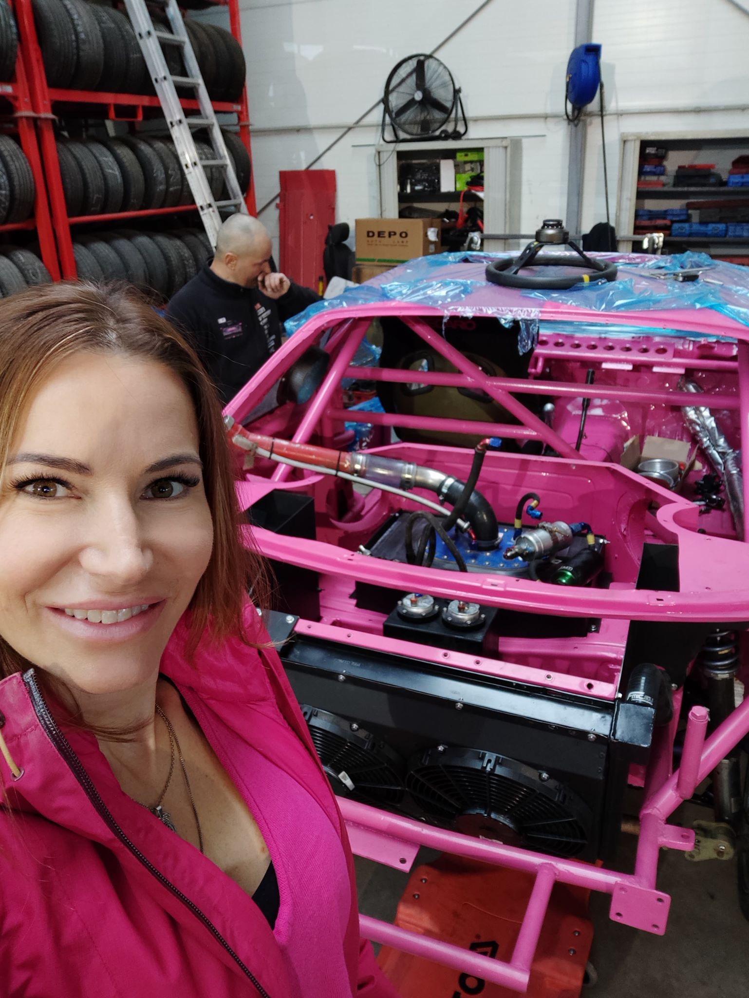 BlogStar: Karolina Pilarczyk - Motorsport w czasach epidemii - BlogStar.pl