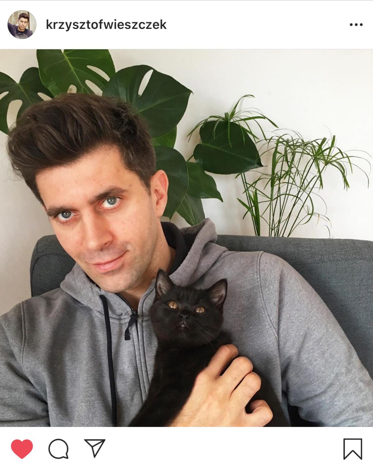 BlogStar: Pies czy kot - czworonożni ulubieńcy gwiazd - BlogStar.pl