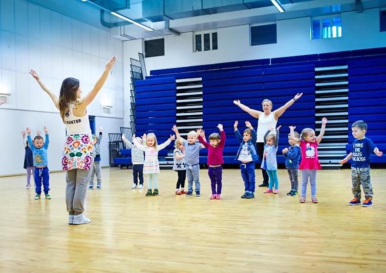 BlogStar: Aby dzieci pokochały sport - BlogStar.pl