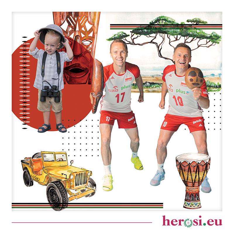 BlogStar: Siatkarze znowu wspierają Herosów - 9. EDYCJA CHARYTATYWNEGO KALENDARZA FUNDACJI HEROSI już dostępna ! - BlogStar.pl