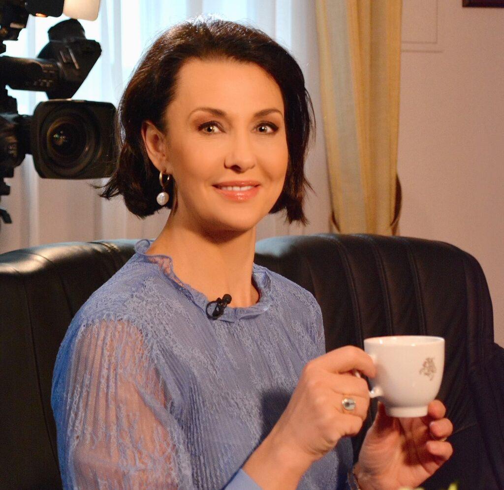 BlogStar: Leniwe przedpołudnie z Anną Popek - BlogStar.pl
