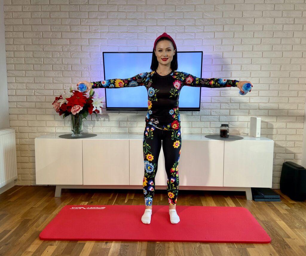 BlogStar: Justyna Bolek w DD TVN czyli Soczysta gruszka na siłowni - BlogStar.pl