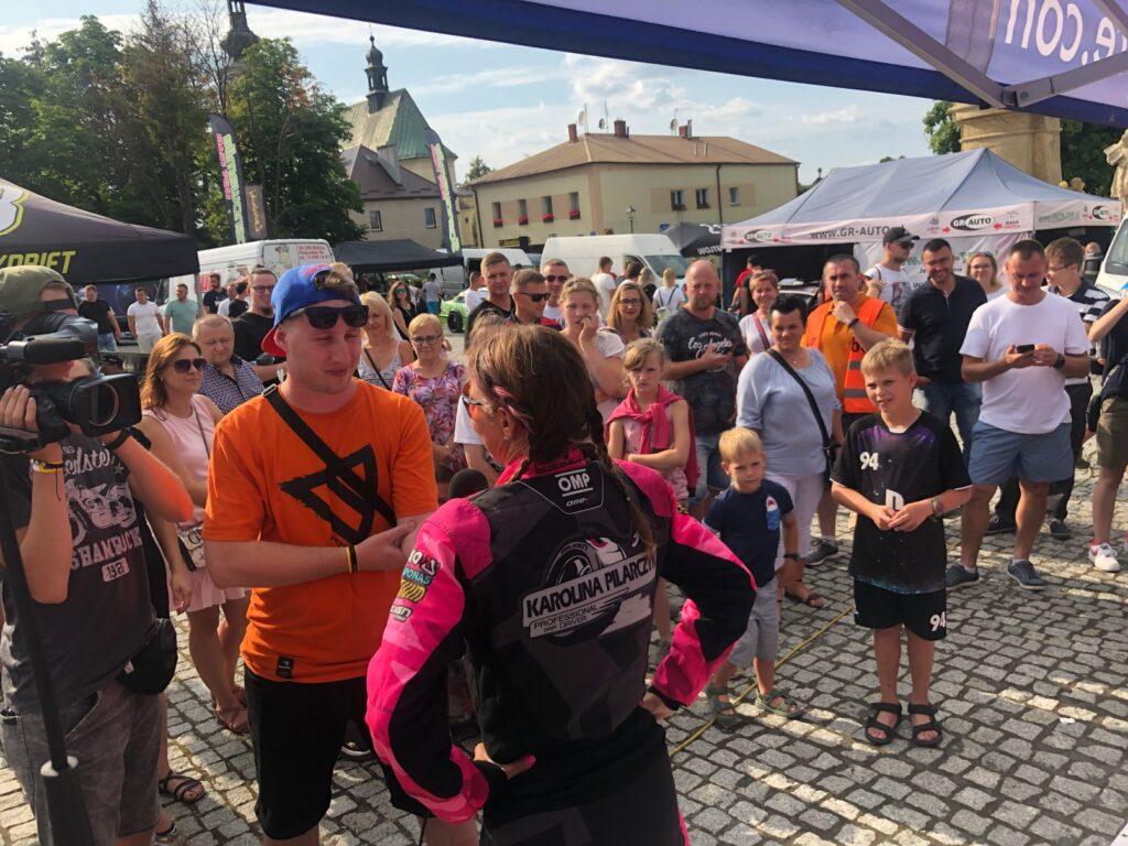 BlogStar: Driftingowy jubileusz Kietrza - BlogStar.pl