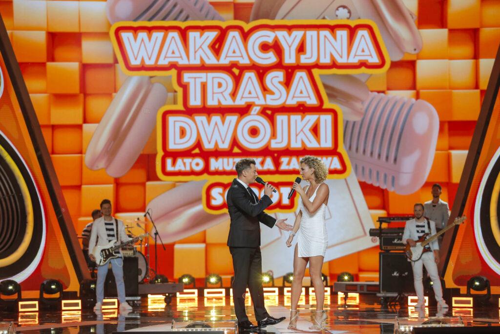 BlogStar: Huczny finał Wakacyjnej Trasy Dwójki - BlogStar.pl